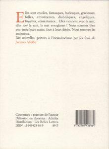 Abeille Jacques – Celles qui viennent avec la nuit