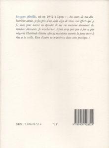 Abeille Jacques – Divinité du reve
