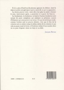 Bernar Jacques – L'Ignoble et l'Inoui