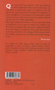 Bertin Jacques - Blessé seulement