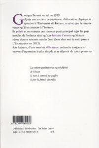 Bonnet Georges – La Claudication des jours