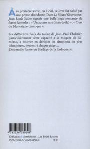 Chabrier Jean-Paul – Sud-ouest