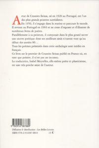 Cruzeiro (do) Seixas Artur – Au miroir des mots