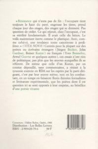 Daillie Francois-René – En temps de Résistance