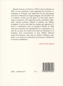 Garrett Almeida – Plaisir et Souffrance