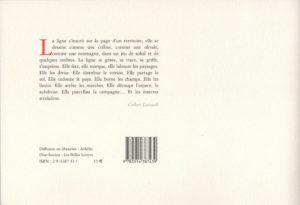 Gillet Florence, Lascault Gilbert – Le Noir de l'errance