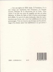 Glykos Allain – Les Boites puis La Décision