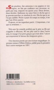 Glykos Allain – Parle-moi de Manolis
