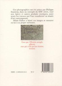 Glykos Allain, Soussens – Lécheurs de Pierre, Graffiti