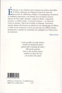 Host Michel – Trente poèmes d'amour – Tradition mozarabe andalouse