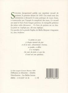 Jacquemard Simonne – Rituels