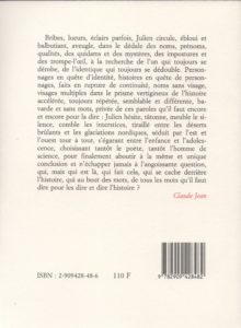 Jean Claude – Voyage en grande et petite Tyrannie