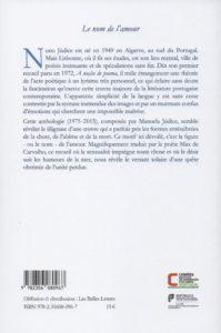Judice Nuno – Le nom de l'amour