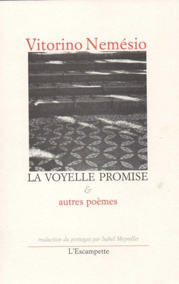 La Voyelle promise & autres poèmes