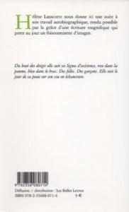 Lanscotte Hélène – Pas prete