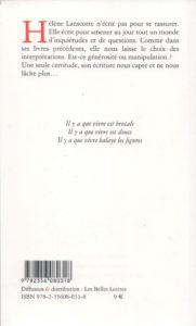 Lanscotte Hélène – Rouge avril