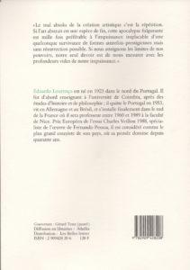Lourenco Eduardo – Le Miroir imaginaire