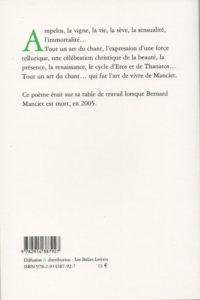 Manciet Bernard – Ampelos