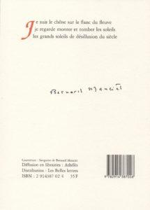 Manciet Bernard – Aux portes de fer