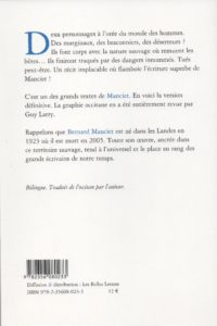 Manciet Bernard – Un hiver