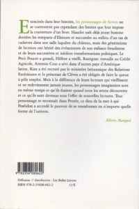Manguel Alberto – M. Bovary et autres personnages