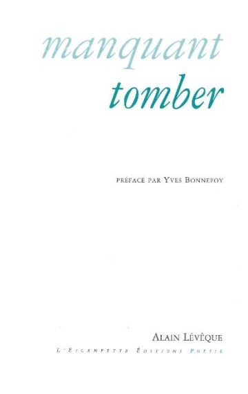 Manquant tomber