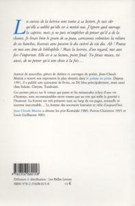 Martin Jean-Claude – Tourner la page