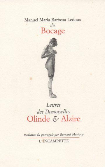 Lettres de Olinde & Alzire