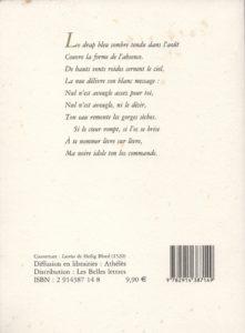 Peuchmaurd Pierre – Bucher de scève