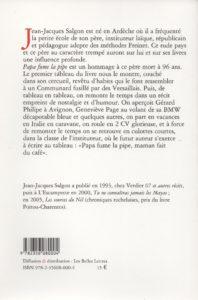 Salgon Jean-Jacques – Papa fume la pipe