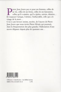 Silvain Pierre – Passage de la morte