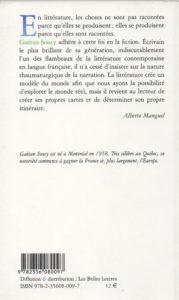 Soucy Gaétan – L'Angoisse du héron