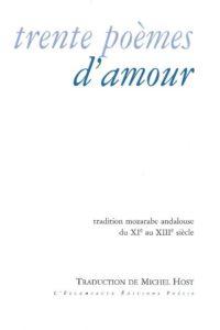 Trente poèmes d'amour, collectif