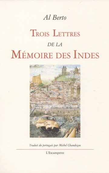 Trois lettres de la mémoire des Indes