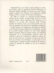 Voltaire – volume 1
