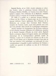 Voltaire – volume 2