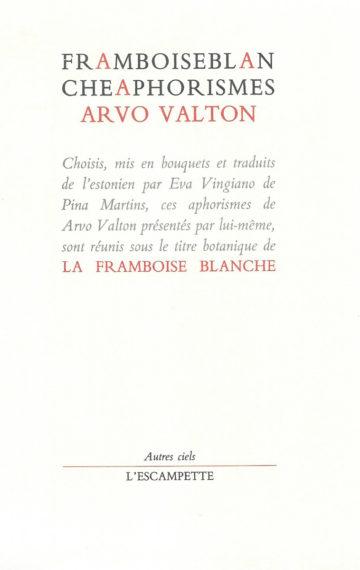 La Framboise Blanche